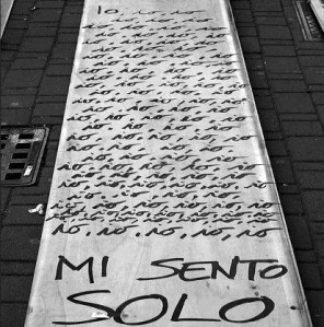 Eveline Poesia, Milano, 2006. Courtesy of the artist.